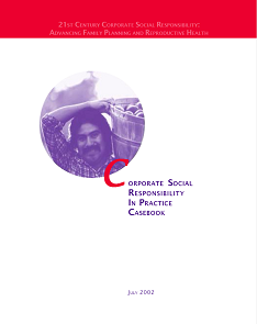 CorporateSocialResponsibilityCasebook