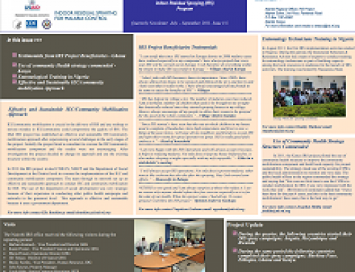 IRS Quarterly Newsletter- Issue 5