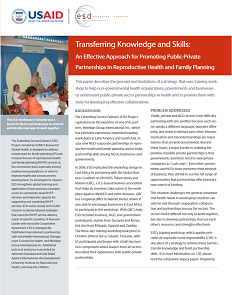 TransferringKnowledgeandSkills